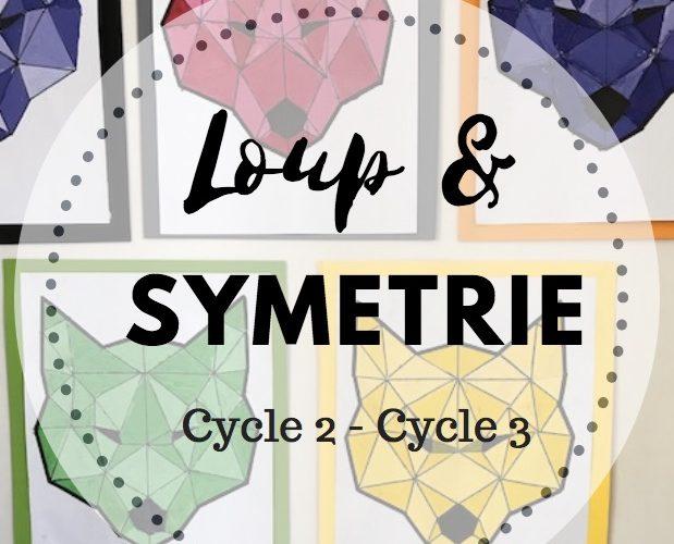 Le Loup La Symetrie Maitresse De La Foret