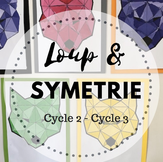 Le loup & la symétrie