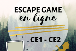 Escape game en ligne CE1-CE2