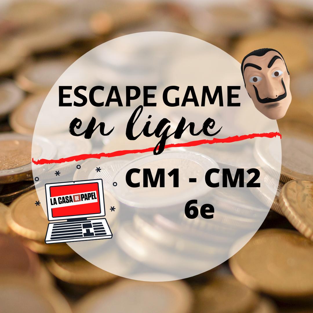 Escape Game En Ligne Cycle 3 Maitresse De La Foret